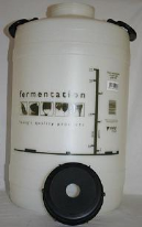 Wide Neck (4 inch) Wine Fermenter 25 Litre
